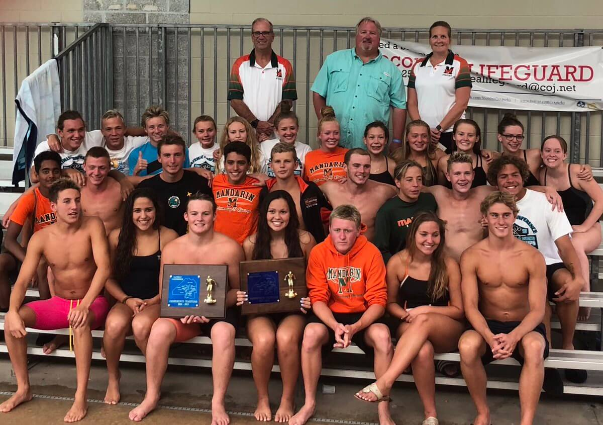 2018 Gateway Conference Champions! Boys and Girls Swim and Dive!