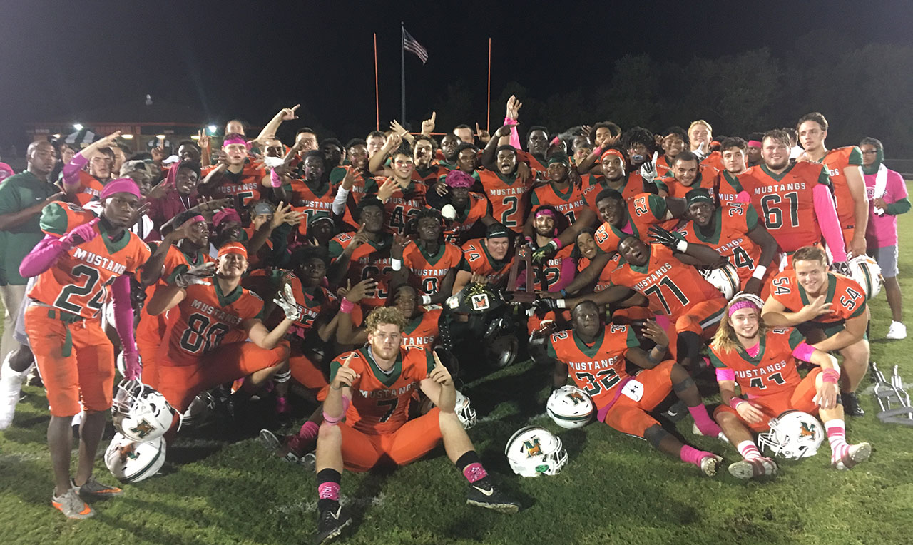 Football District 8A Champions