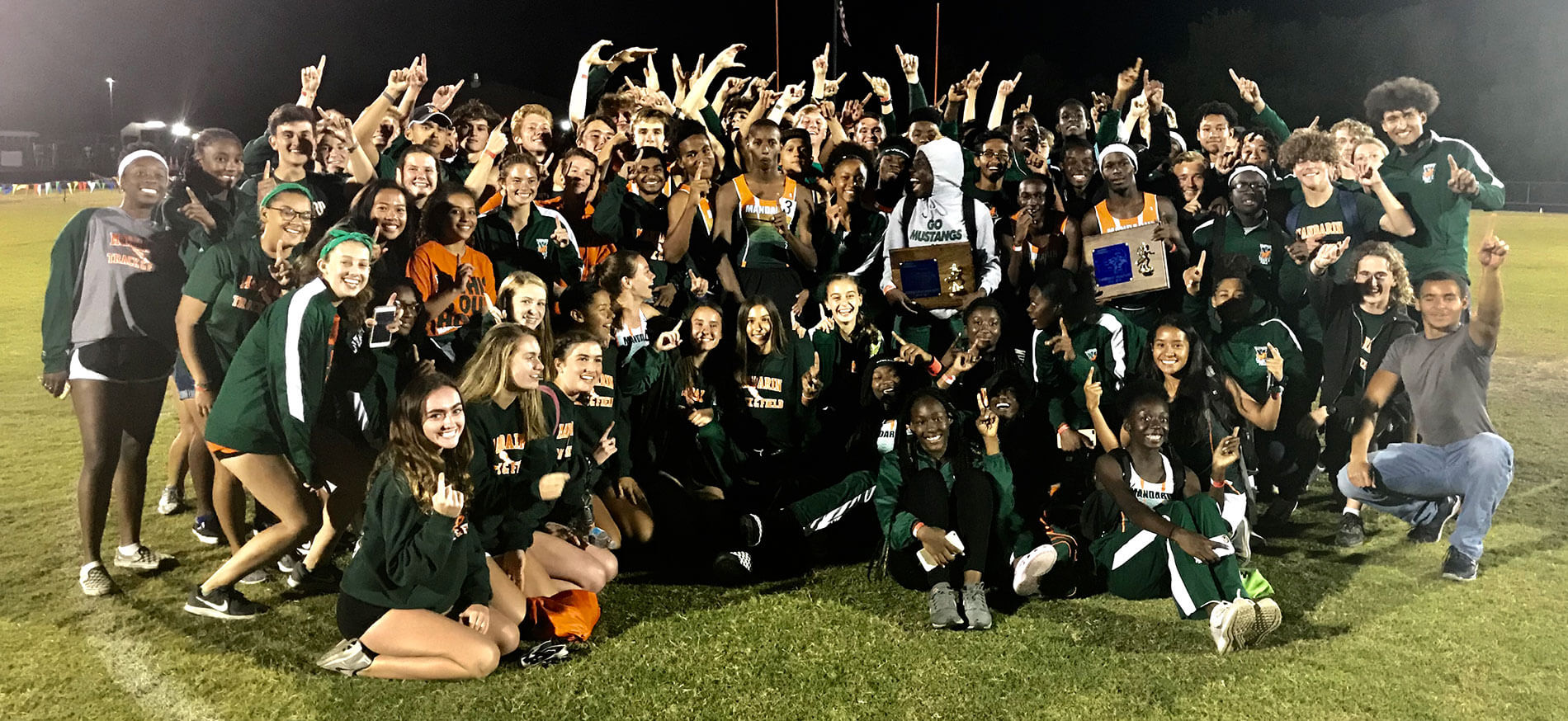 Boys and Girls Track 2019 Gateway Conference Champions