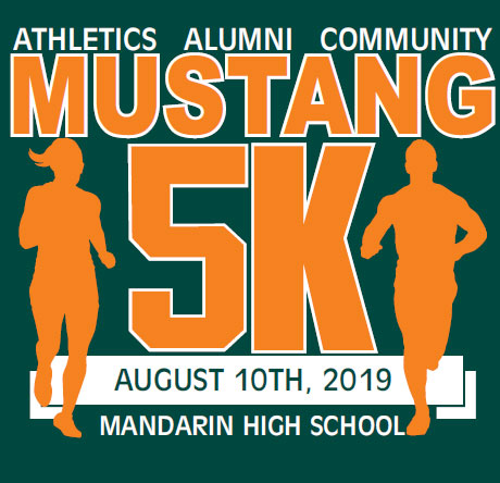 Mustang 5K Flyer Registration is now open