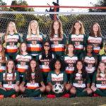 MHS JV Girls Soccer 2020