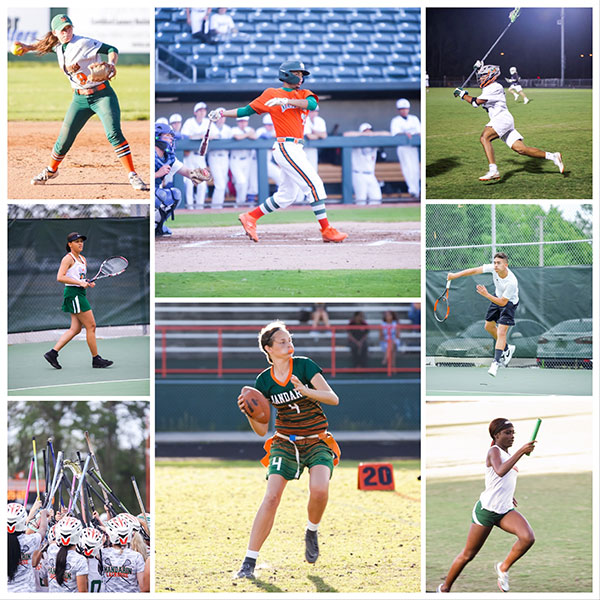 Spring Sports Tryouts 2020