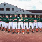Varsity softball 2020